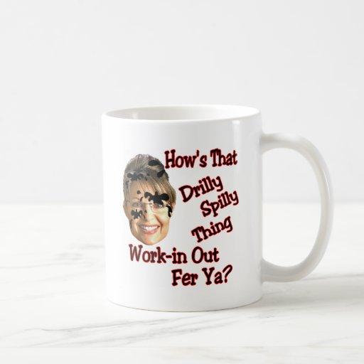 derramamiento del derramamiento del derramamiento tazas de café