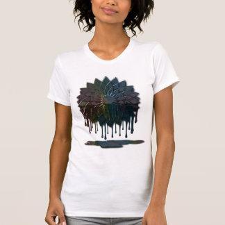 Derrame de petróleo camiseta