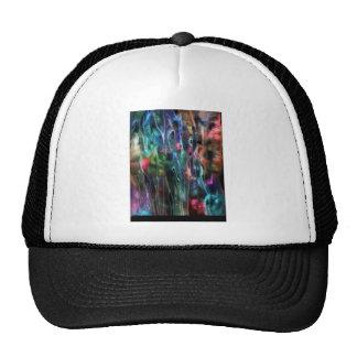 Derretimiento abstracto gorras de camionero