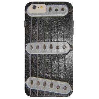 Derretimiento de la guitarra funda resistente iPhone 6 plus