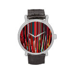 Derretimiento del color relojes de pulsera