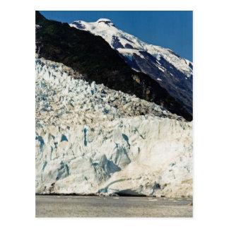 Derretimiento pasado del hielo postal