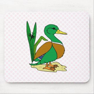 Derrick Duck Mouse Pad