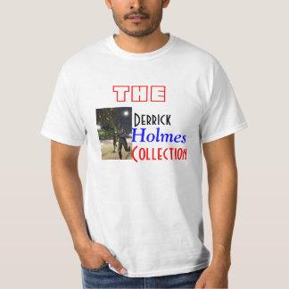 Derrick Holmes Collection- Men W/Shirt Tee Shirt