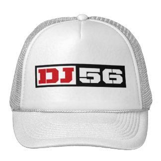 Derrick Johnson Logo Cap Trucker Hat