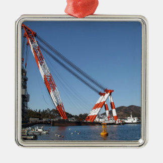 Derrick Metal Ornament