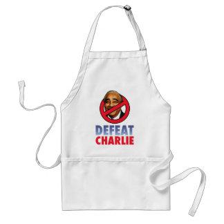 Derrota Charlie Rangel Delantal