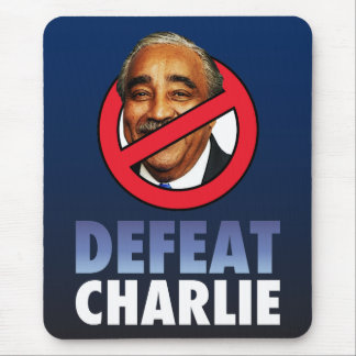 Derrota Charlie Rangel Mouse Pads