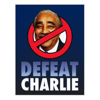 Derrota Charlie Rangel Postal