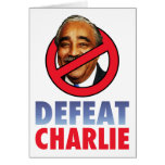 Derrota Charlie Rangel Tarjeton