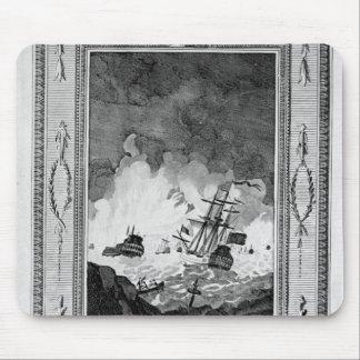 Derrota de la Armada Invencible Alfombrilla De Ratones