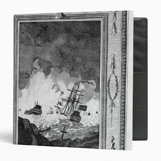 """Derrota de la Armada Invencible Carpeta 1 1/2"""""""