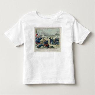 Derrota de los rebeldes afianzados en el tshirts