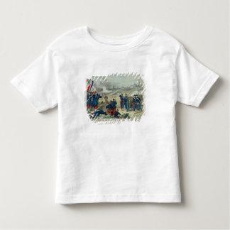 Derrota de los rebeldes afianzados en el camisetas