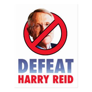 Derrota Harry Reid Postal