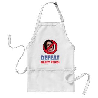 Derrota Nancy Pelosi Delantal