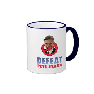 Derrota Pete rígido Taza De Café