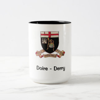 Derry Coat of Arms - Coffee Mug