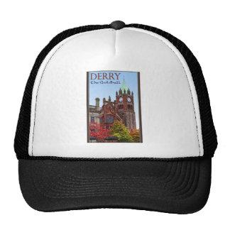 Derry - el consistorio gorra