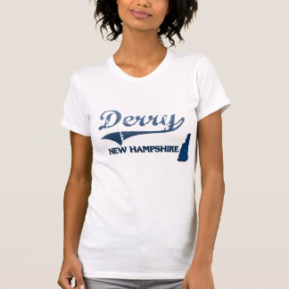 Derry New Hampshire City Classic T-shirts
