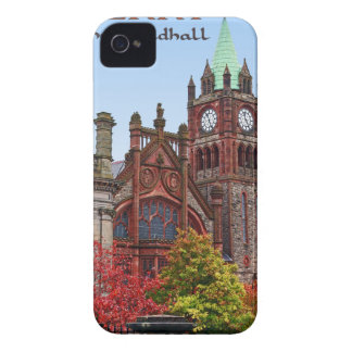 Derry - The Guildhall Case-Mate iPhone 4 Cases