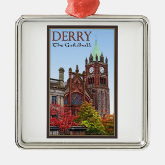 Derry - The Guildhall Christmas Tree Ornaments