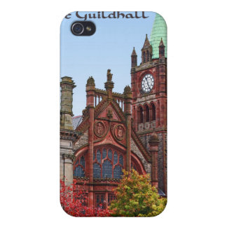 Derry - The Guildhall Covers For iPhone 4