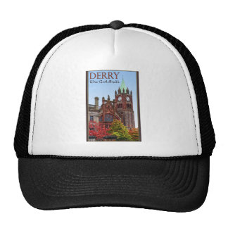 Derry - The Guildhall Hat