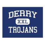 Derry - Trojan - área - Derry Pennsylvania Postal