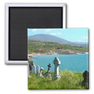 Derrynane Bay Ring of Kerry Magnet