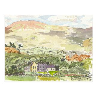 Derrynane House Postcard