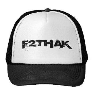 Derty Logo (Black) Trucker Hat