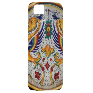 Deruta Plate Italian from Florence iPhone 5 Covers