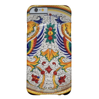 Deruta Plate Italian from Florence iPhone 6 Case