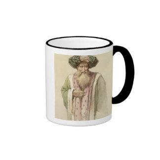 Dervish - from Bosnia Ringer Coffee Mug