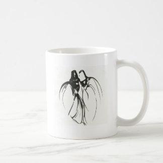 Dervish Whispers Classic White Coffee Mug