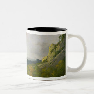 Derwent Water with Skiddaw in the Distance, c.1795 Coffee Mugs