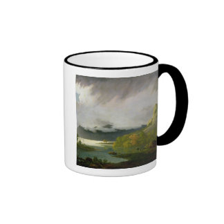 Derwent Water with Skiddaw in the Distance, c.1795 Coffee Mug
