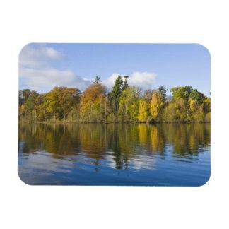 Derwentwater, distrito del lago, Cumbria, Inglater Imanes Flexibles