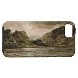 Derwentwater el Cumberland c 1806 iPhone 5 Case-Mate Carcasa