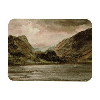 Derwentwater, el Cumberland, c.1806 Imanes De Vinilo