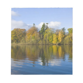 Derwentwater, Lake District, Cumbria, England 2 Note Pad
