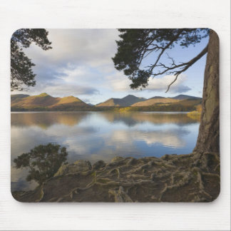 Derwentwater, Lake District, Cumbria, England Mouse Pad