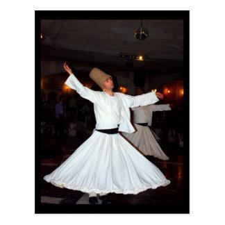 Derwish Danser Postcard