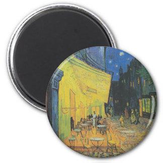 DES Cafés de Van Gogh Terrasse un der Place du For Imán Redondo 5 Cm