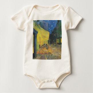 DES Cafés de Van Gogh Terrasse un der Place du Mameluco De Bebé