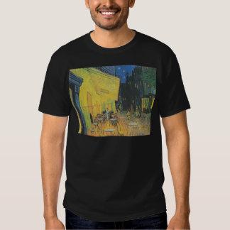DES Cafés de Van Gogh Terrasse un der Place du Poleras