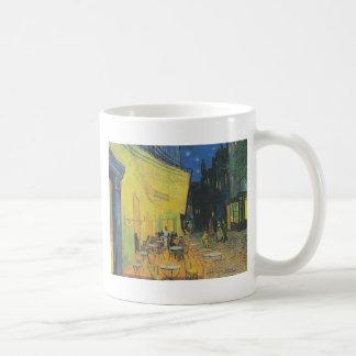 DES Cafés de Van Gogh Terrasse un der Place du Taza