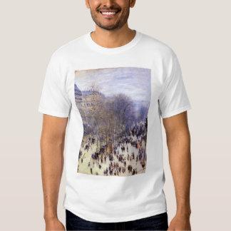 DES Capucines de Claude Monet, bella arte del Camisas