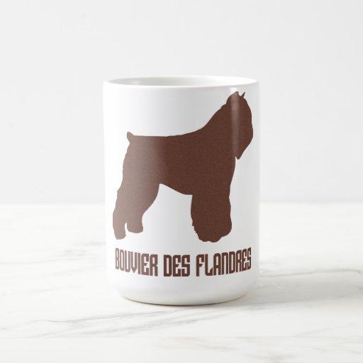 DES Flandres de Bouvier Taza Clásica